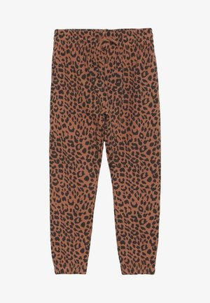 KEIRA CUFF TRACKPANT - Trainingsbroek - amber brown