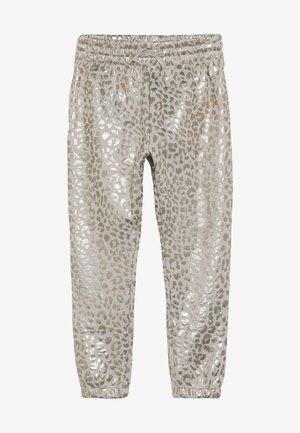 KEIRA CUFF PANT - Pantalon de survêtement - mushroom/rose gold