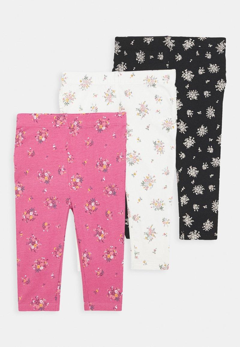 Cotton On - RUFFLE 3 PACK - Leggings - Hosen - multicolor