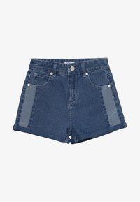 Cotton On - TEEN GIRLS - Shorts vaqueros - indigo - 3