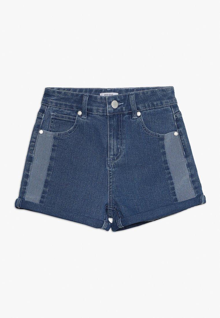 Cotton On - TEEN GIRLS - Shorts vaqueros - indigo