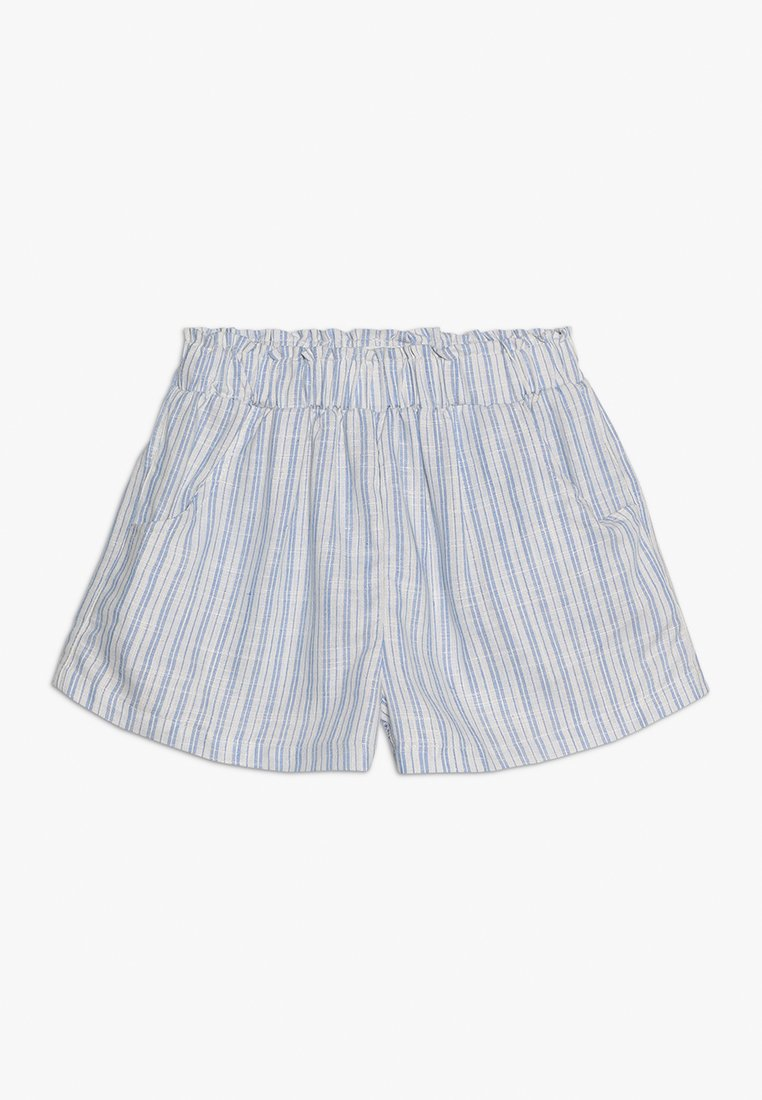 Cotton On - KIDS DANI  - Shorts - white/blue