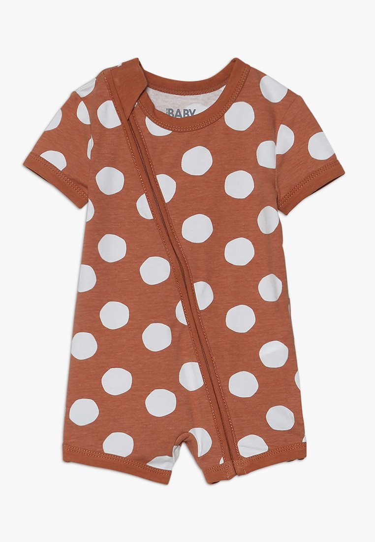 Cotton On - ZIP THROUGH ROMPER - Jumpsuit - sunburn