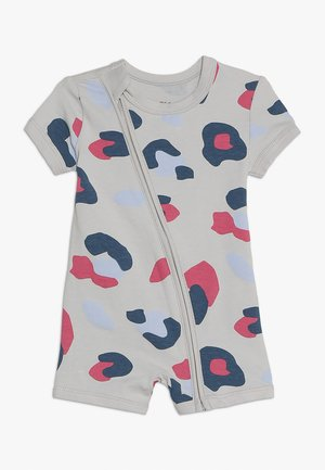 MINI ZIP THROUGH ROMPER BABY - Jumpsuit - soft sand