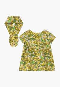 Cotton On - BUNDLE MILLY SHORT SLEEVE DRESS HEADBAND - Vestido ligero - multi-coloured - 1
