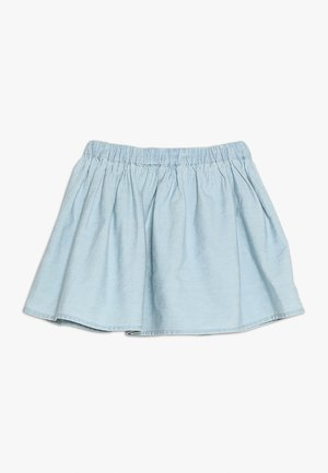 KIDS ELLIE FLIPPY SKIRT - Falda acampanada - light chambray