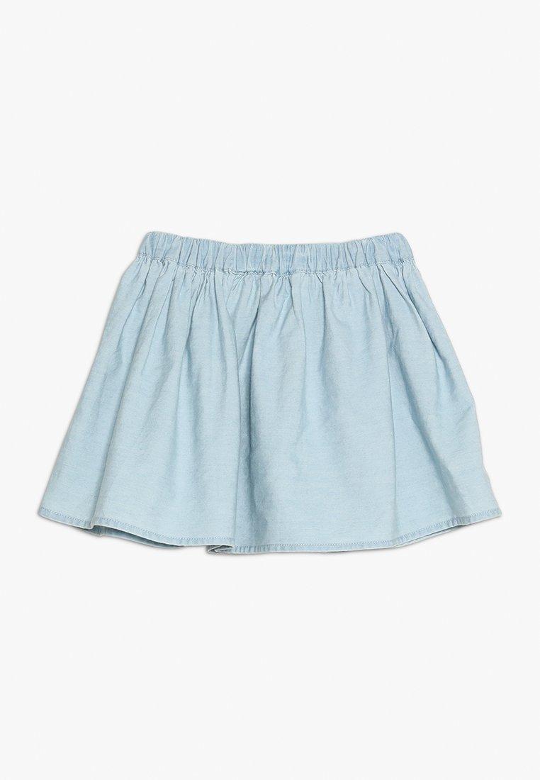 Cotton On - KIDS ELLIE FLIPPY SKIRT - Áčková sukně - light chambray