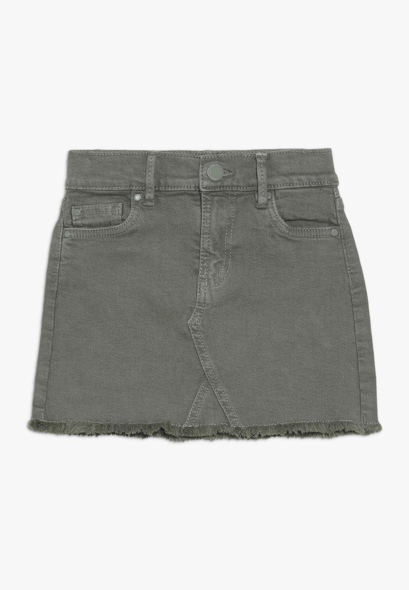 Cotton On - FINN SKIRT - Jupe en jean - silver sage