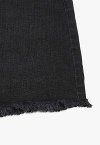 Cotton On - FINN SKIRT - Denimová sukně - washed black - 2