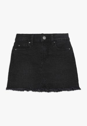 FINN SKIRT - Jupe en jean - washed black