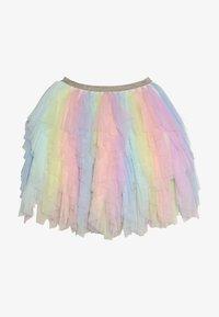 Cotton On - TORI SKIRT - Mini skirt - pastel rainbow - 2