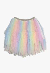 Cotton On - TORI SKIRT - Mini skirt - pastel rainbow - 1