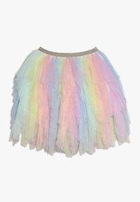 Cotton On - TORI SKIRT - Mini skirt - pastel rainbow - 0