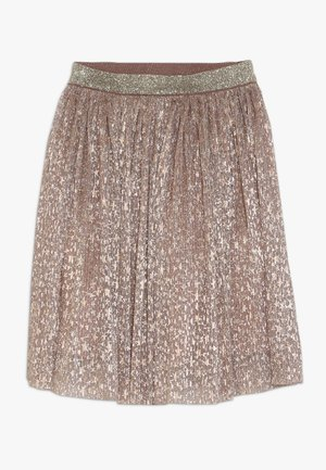 KELIS DRESS UP SKIRT - Falda acampanada - cameo brown