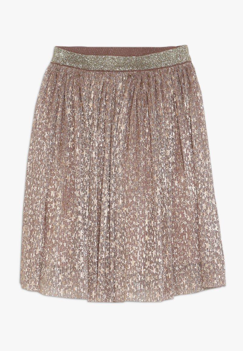 Cotton On - KELIS DRESS UP SKIRT - A-snit nederdel/ A-formede nederdele - cameo brown