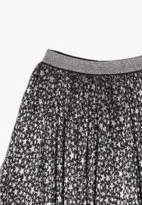 Cotton On - KELIS DRESS UP SKIRT - A-Linien-Rock - black - 3