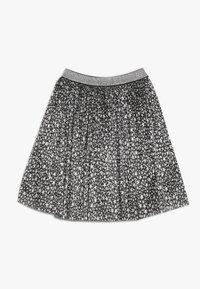 Cotton On - KELIS DRESS UP SKIRT - A-Linien-Rock - black - 0