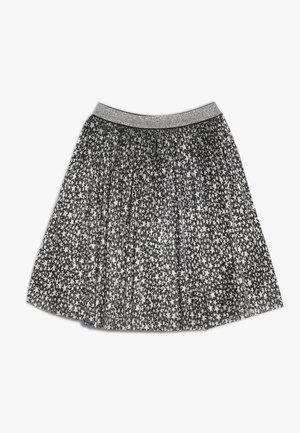 KELIS DRESS UP SKIRT - Spódnica trapezowa - black