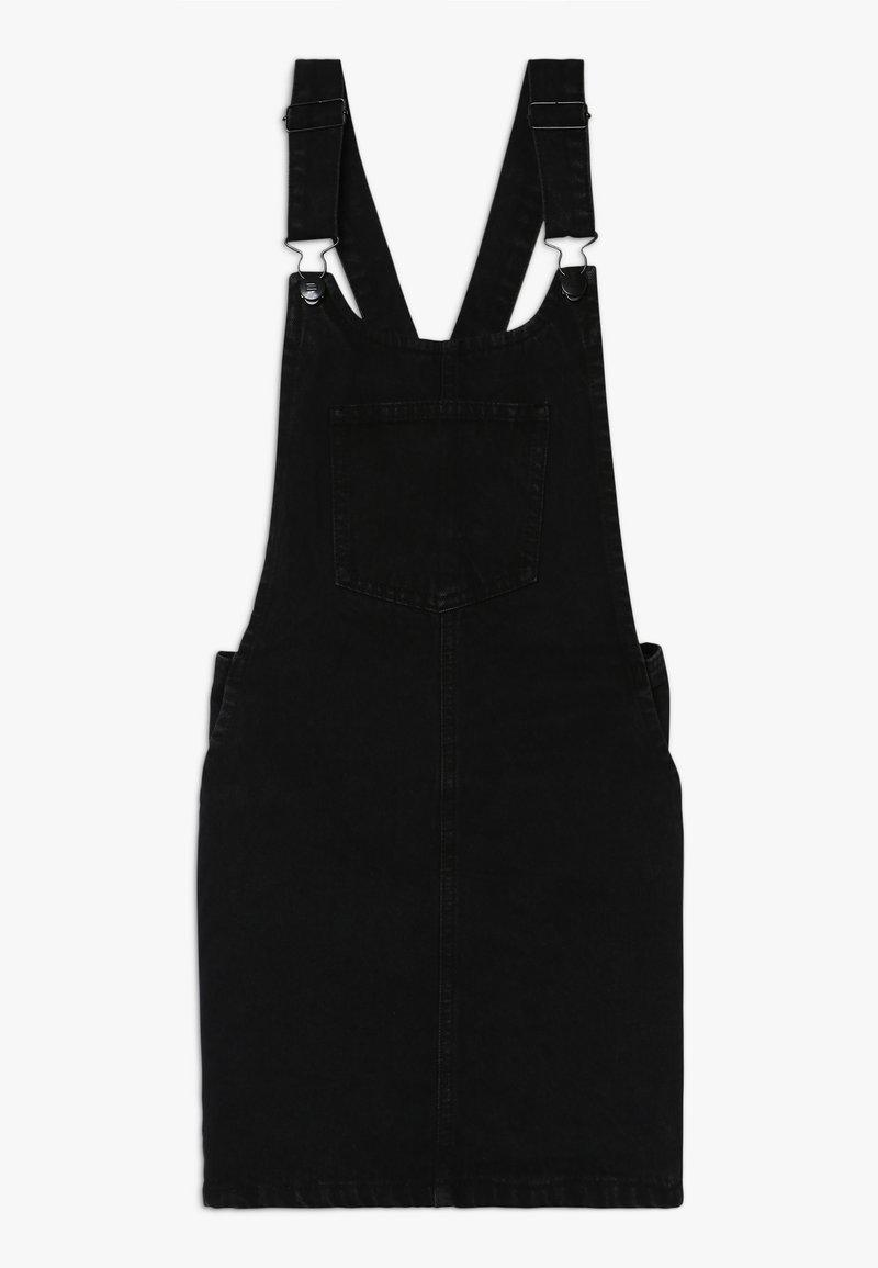 Cotton On - OVERALL DRESS - Minifalda - shadow
