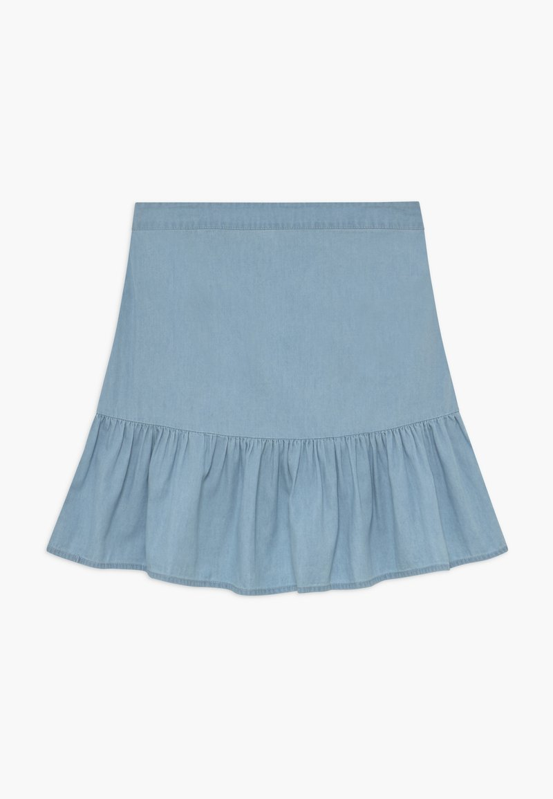 Cotton On - HARPER SKIRT - Mini skirts  - chambray