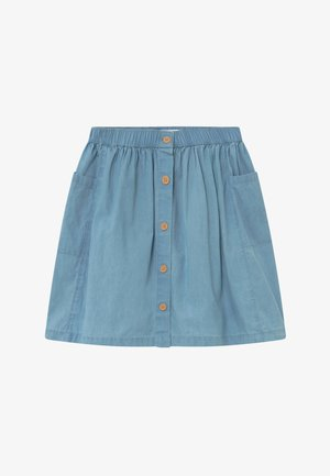 JOANIE  - A-lijn rok - blue denim