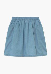 Cotton On - JOANIE  - Jupe trapèze - blue denim - 1