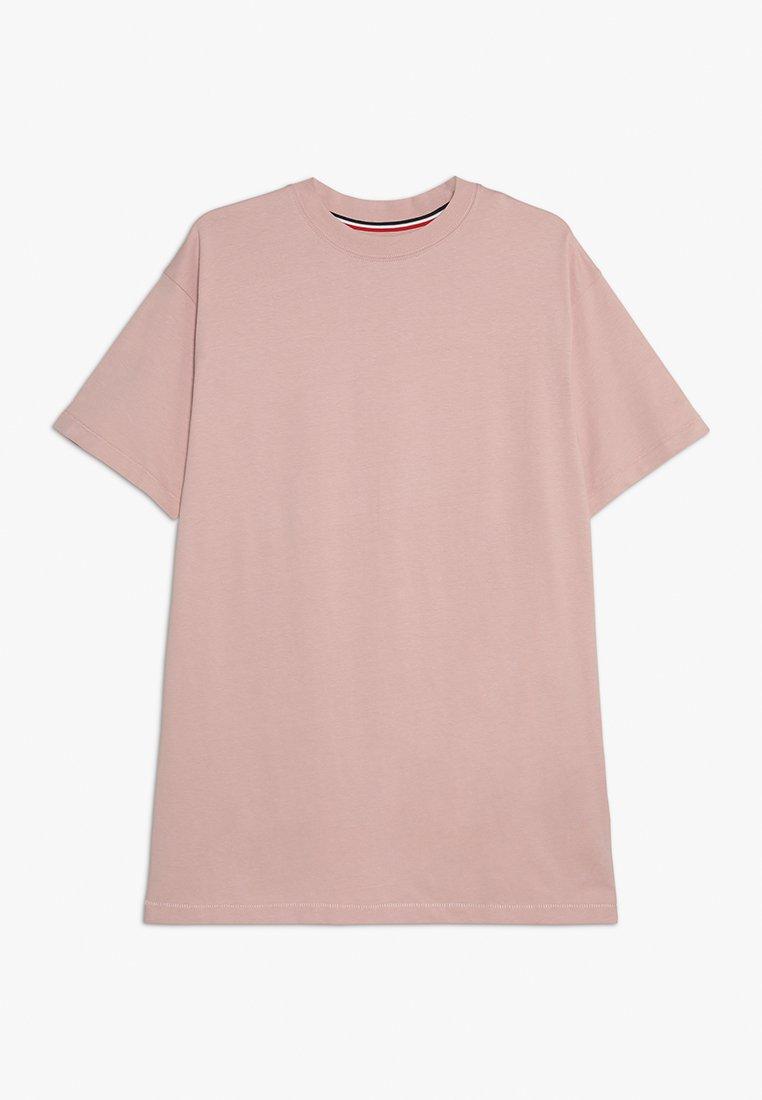Cotton On - TEEN BOYFRIEND DRESS - Sukienka z dżerseju - pink