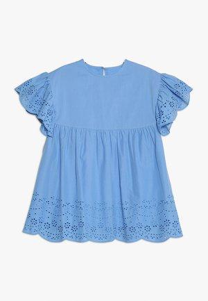 KIDS SASHA DRESS - Korte jurk - cornflower blue