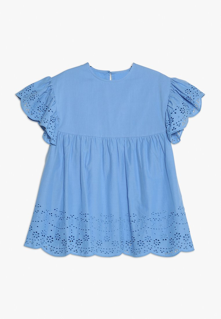 Cotton On - KIDS SASHA DRESS - Freizeitkleid - cornflower blue