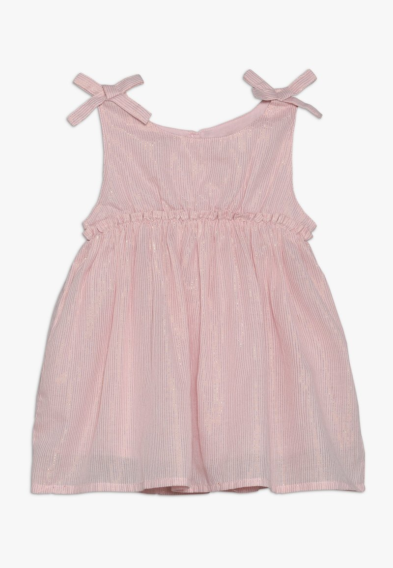 Cotton On - DAISY DRESS BABY - Cocktail dress / Party dress - dusty pink/gold
