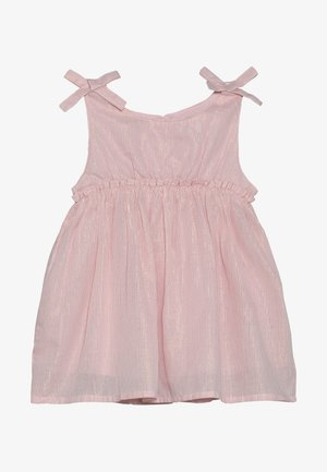 DAISY DRESS BABY - Cocktail dress / Party dress - dusty pink/gold