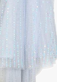 Cotton On - DISNEY FROZEN IRIS TULLE DRESS - Cocktailkleid/festliches Kleid - light blue - 3