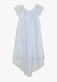 Cotton On - DISNEY FROZEN IRIS TULLE DRESS - Cocktailkleid/festliches Kleid - light blue - 1