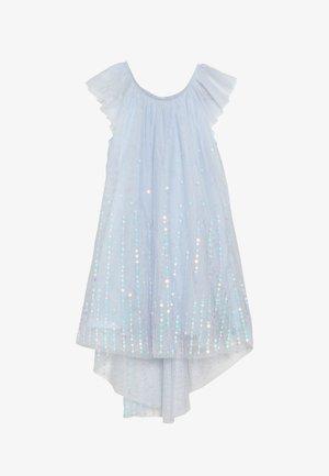 DISNEY FROZEN IRIS TULLE DRESS - Cocktailkleid/festliches Kleid - light blue