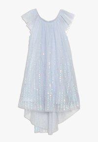 Cotton On - DISNEY FROZEN IRIS TULLE DRESS - Cocktailkleid/festliches Kleid - light blue - 0