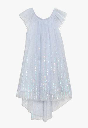 DISNEY FROZEN IRIS TULLE DRESS - Vestido de cóctel - light blue