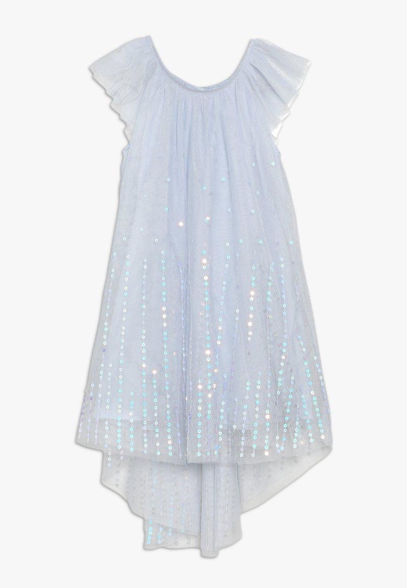 Cotton On - DISNEY FROZEN IRIS TULLE DRESS - Cocktailkleid/festliches Kleid - light blue