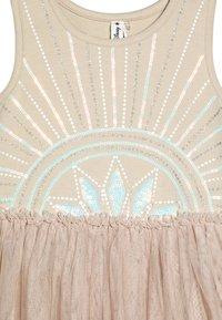 Cotton On - KIDS IRIS TULLE DRESS - Cocktail dress / Party dress - mottled beige - 4