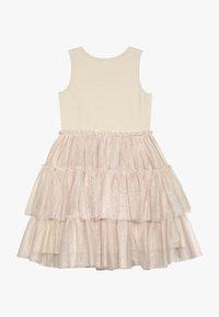Cotton On - KIDS IRIS TULLE DRESS - Cocktail dress / Party dress - mottled beige - 1