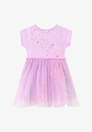 KIDS IRIS TULLE DRESS - Vestido de cóctel - light pink