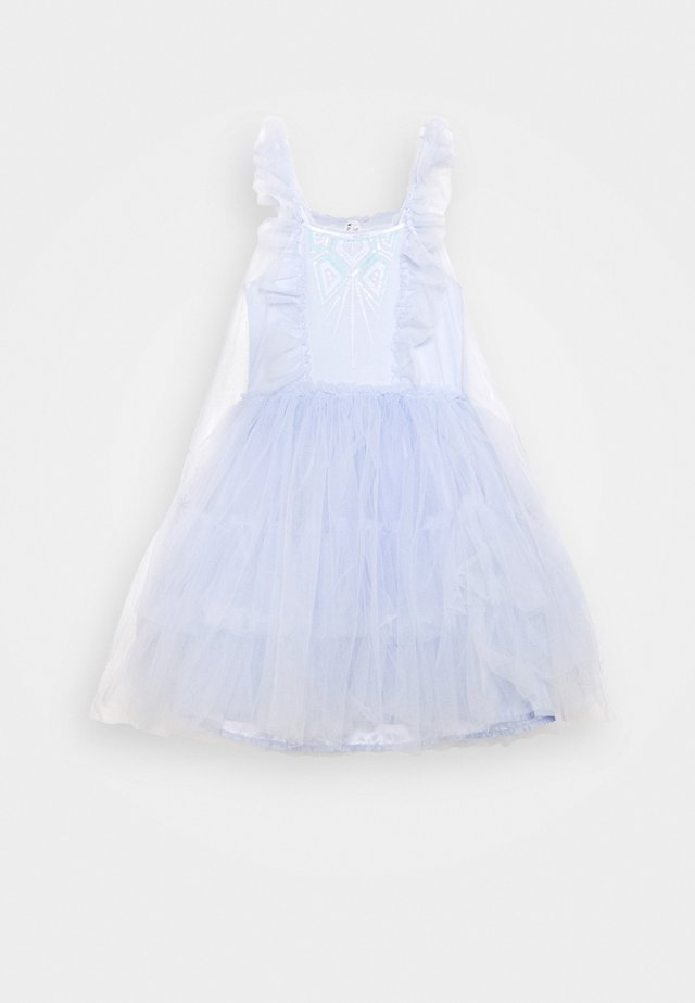 KIDS IRIS DRESS - Koktejlové šaty / šaty na párty - light blue