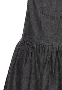 Cotton On - NICOLETTE SLEEVELESS DRESS - Spijkerjurk - black retro wash - 2