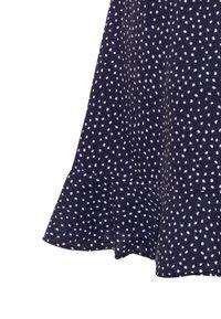 Cotton On - HANNA DRESS - Day dress - navy/white - 2