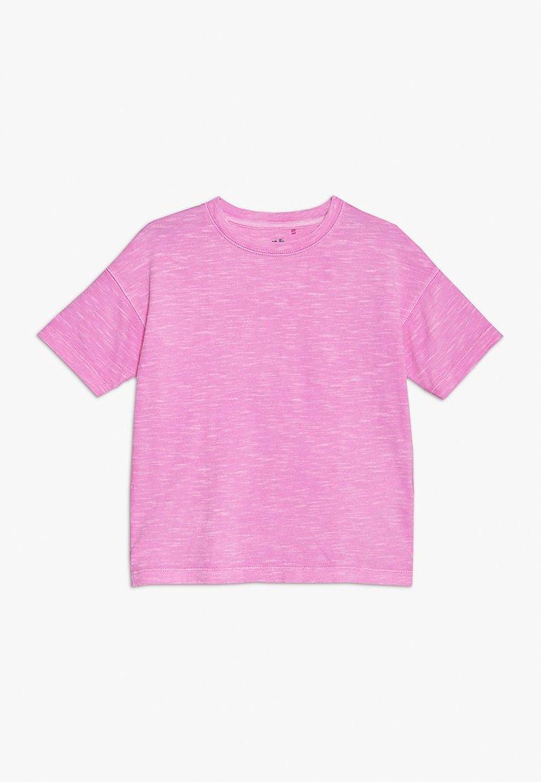Cotton On - KIDS PENELOPE LOOSE FIT - Triko spotiskem - pink