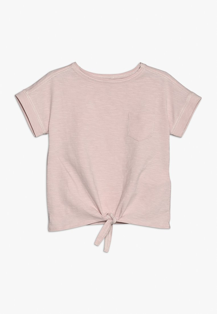 Cotton On - KIDS LUCIA TIE FRONT - T-shirts basic - cargo pink