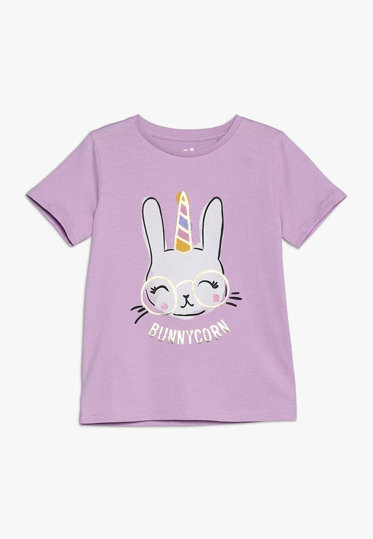 Cotton On - KIDS PENELOPE TEE - T-shirts print - sweet lilac