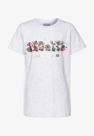KIDS TEE - T-shirts med print - grey marle