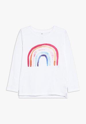PENELOPE LONG SLEEVE TEE - Langærmede T-shirts - white