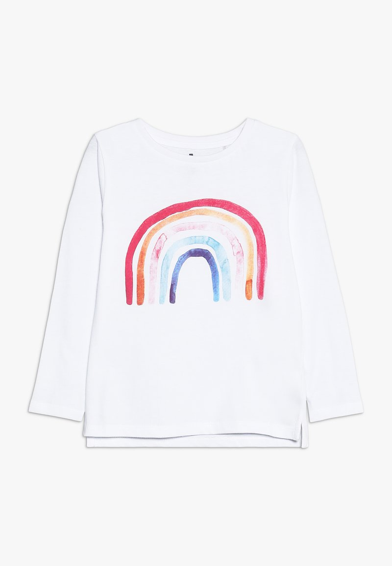 Cotton On - PENELOPE LONG SLEEVE TEE - Camiseta de manga larga - white