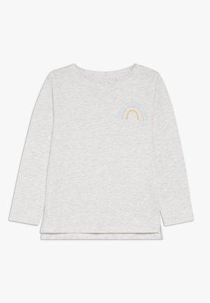 PENELOPE LONG SLEEVE TEE - Long sleeved top - summer grey marle